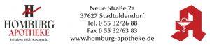 Homburg-Apotheke