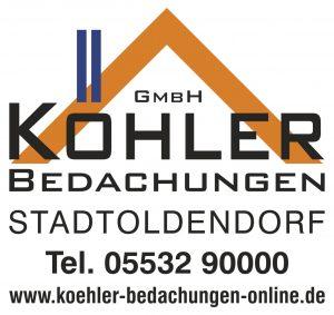 Köhler Bedachungen köhler tsv lenne 1900 e v